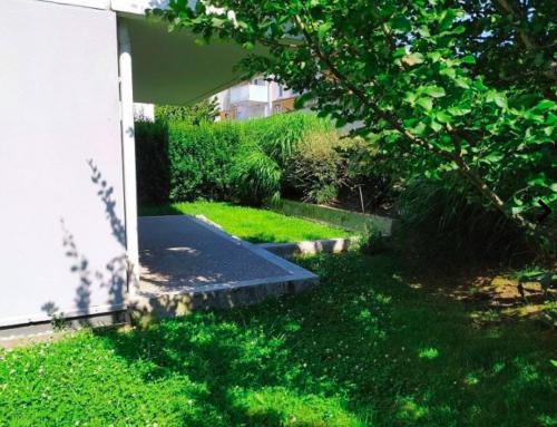 BAYONNE-T3 Terrasse, jardin et parking